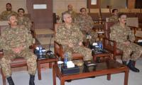 COAS vows to show zero tolerance against terrorism