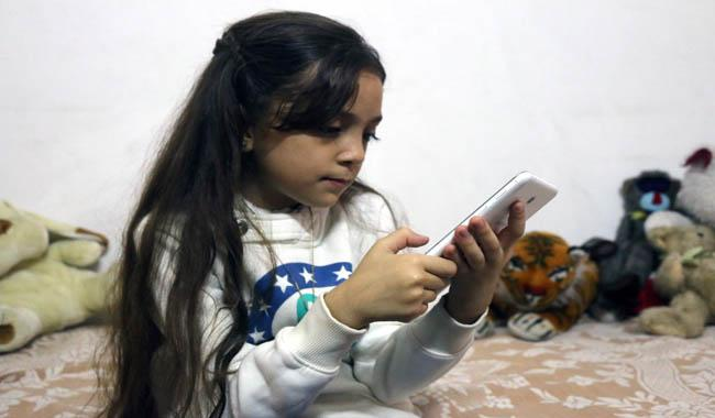Seven-year-old tweets Aleppo´s tragedy to the world