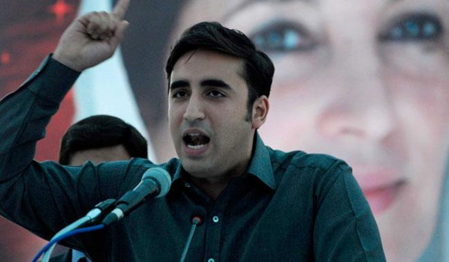 Accept my demands or face PPP on the streets: Bilawal warns govt