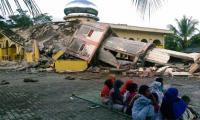 At least 18 dead in Indonesian earthquake