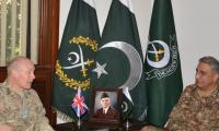 UK Commander Joint Operations calls on COAS