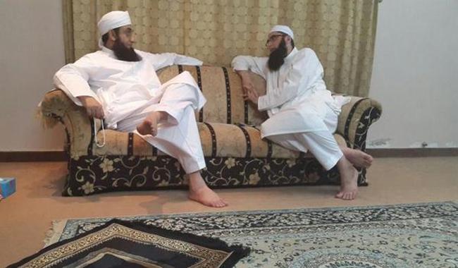 Maulana Tariq Jameel grieved over death of Junaid Jamshed