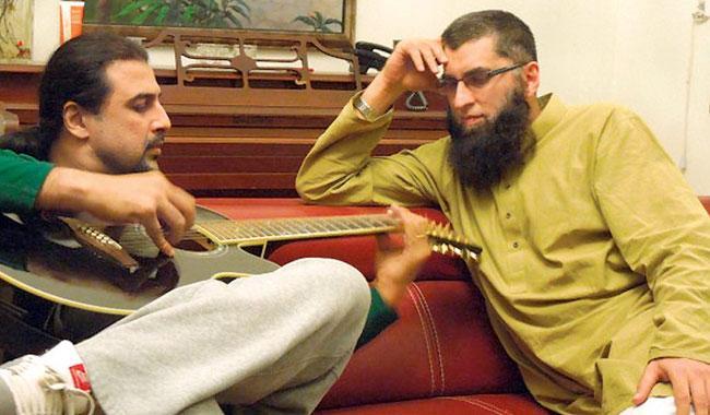 Every work of Junaid Jamshed focused on Pakistan: Salman Ahmad