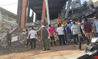 Nearly 100 killed as quake strikes Indonesia's Aceh