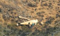 DNA testing to identify victims of PK-661 air crash