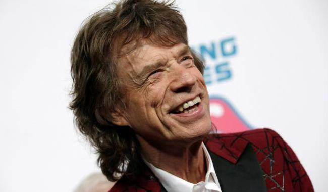 Rolling Stones' Mick Jagger a dad again at 73