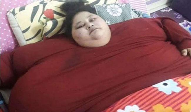 ´World´s heaviest woman´ to fly to India for surgery