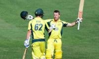 Warner's back-to-back tons power Australia