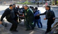 Bomb in Egypt capital kills six policemen