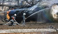 5 killed in blast as Bulgaria gas train derails