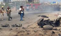 Suicide bomber kills at least 50 Yemeni troops in Aden