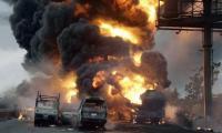 Over 30 dead as Kenya fuel tanker crashes, explodes