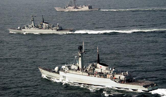 Pak Navy establishes Task Force 88 to safeguard CPEC, Gwadar port