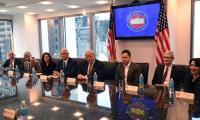 Trump sits down with tech execs, including critics