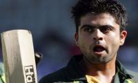 Ahmed Shehzad fined for misbehaving umpire