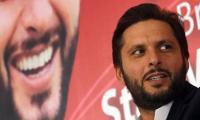 Afridi terms arrest of Indian fan ´shameful´