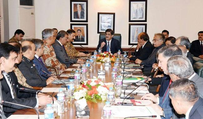 Sindh expresses reservations over federal govt's attitude