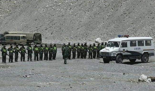 China tightens Tibetan border security to combat 'separatism'