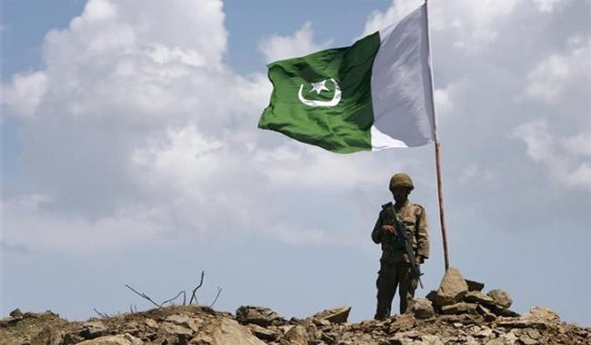 Violence in Pakistan drops 45 percent in 2016