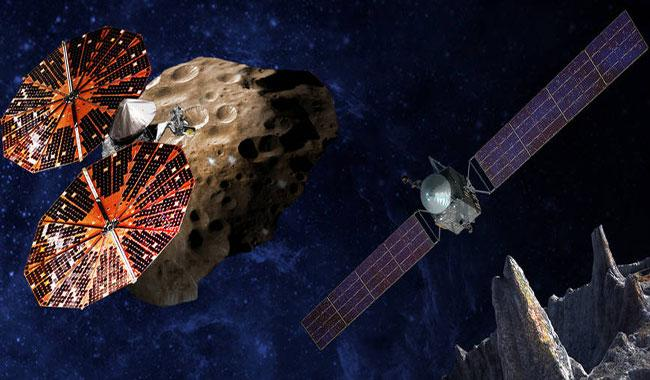 NASA announces two missions to study early solar system