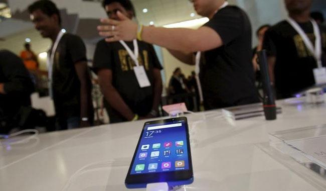 China nibbles at Samsung share to take 50 percent of India's smartphone market