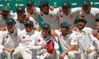 Australia whitewash Pakistan with Sydney Test win