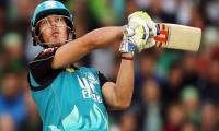 Lynn rewarded for Big Bash form with Australia call-up