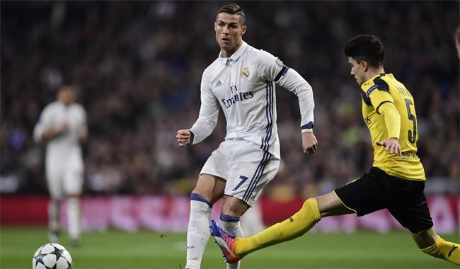 Ronaldo tipped for 2016 FIFA award