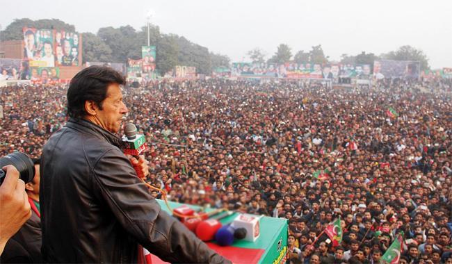 Imran says Panama Leaks case will decide future of Pakistan
