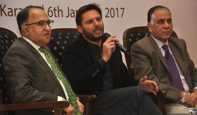 """""""Cricketers should be part of the cricket board"""" - Shahid Afridi"""