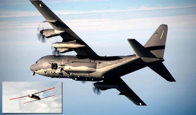 Pentagon Successfully Tests Micro Drone Swarm