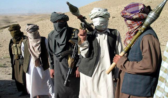 Afghans push for Taliban ´safe zone´ to outflank Pakistan