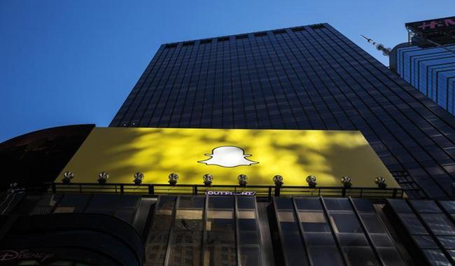 Snapchat picks London for its international HQ