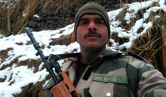 BSF turns its guns on Indian soldier who exposed corruption
