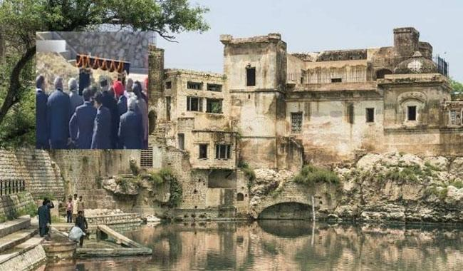 Water filtration plant at Katas Raj temple inaugurated
