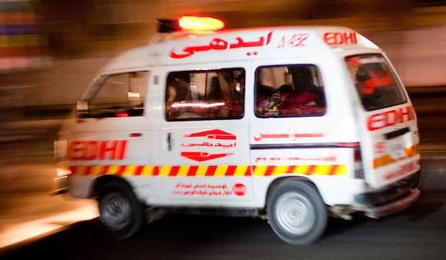 6 dead, 8 injured as an office catches fire in Lahore