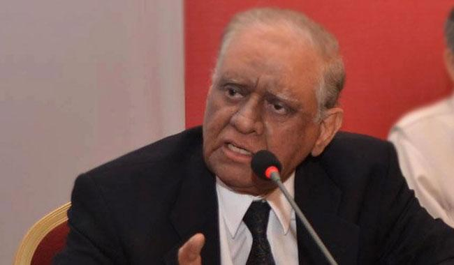 Sindh GovernorSaeed-uz-Zaman Siddiqui passes away