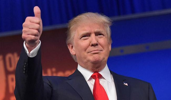 Trump says it´s an ´asset´ if Putin likes him