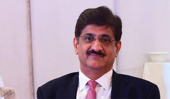 Sindh CM criticises center for proposal to cut federal divisible pool