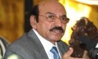 Qaim castigates Nisar for trying to hide his own failures