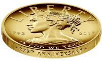 Black Lady Liberty to grace US coin