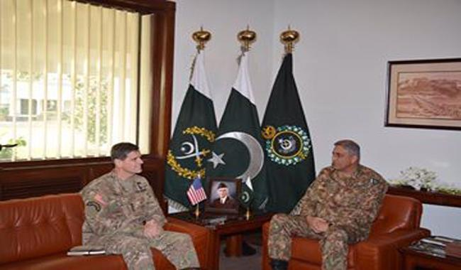 Pakistan supports Afghan-led peace, reconciliation: Gen Bajwa