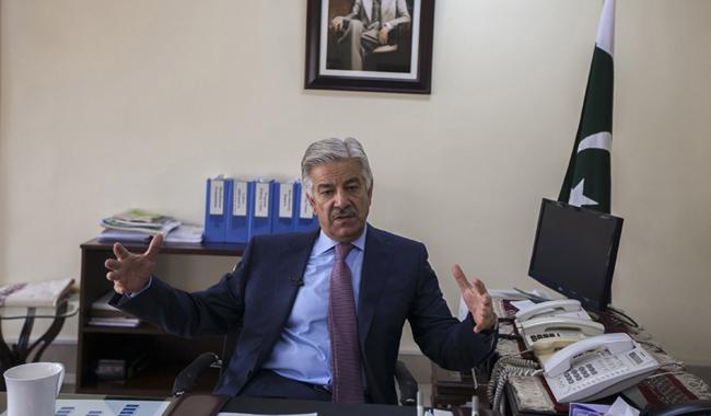 Pak forces to respond with full force in case of any surgical strikes: Khawaja Asif