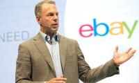 eBay CEO encourages Pakistanis to use site