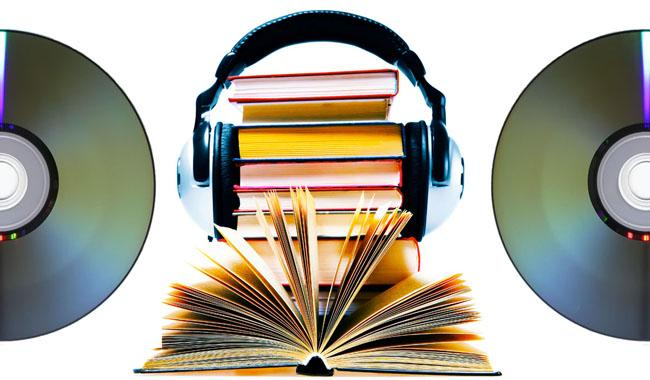 Audiobooks see boom in digital, multitasking age