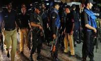 4 alleged militants gunned down in Sheikhupura