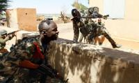 Suicide blast kills 33 at Mali military camp