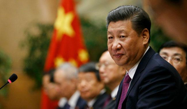 Chinese President calls for world without nuclear weapons