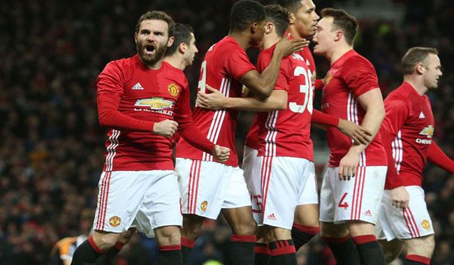 Man Utd dethrone Real Madrid as cash kings