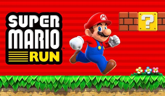 Nintendo to launch Super Mario Run Android version in March